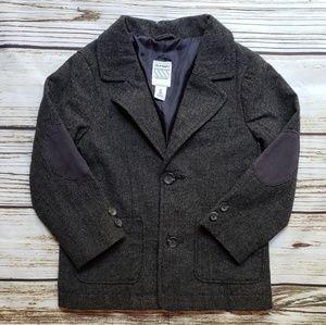Old Navy 4t boys dress coat jacket